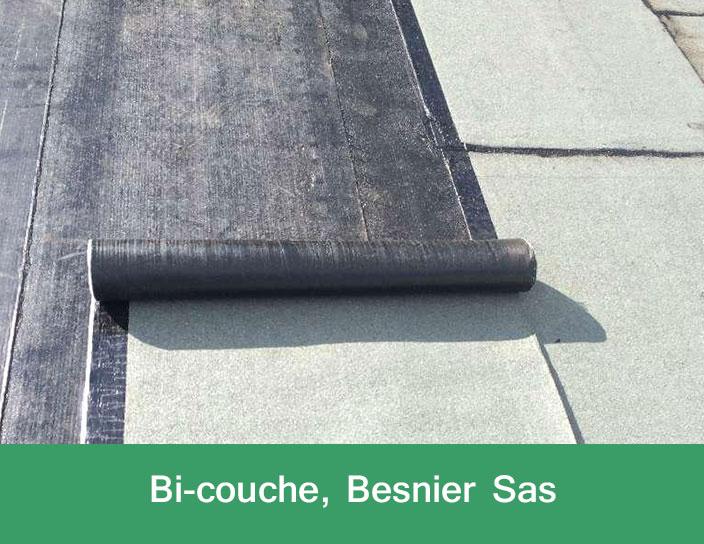 Bi-couche de votre toiture